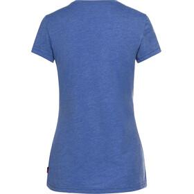 VAUDE Cyclist III T-Shirt Dam blå